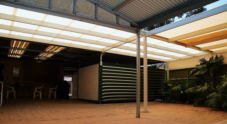DMV Verandah & Carport Adelaide , Outdoor Home Improvement, Seaton, SA, 5023 - TrueLocal Steel pergola