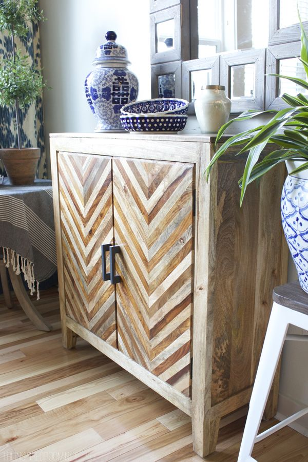 hospitality organization chevron wood cabinet chevron painted furniture