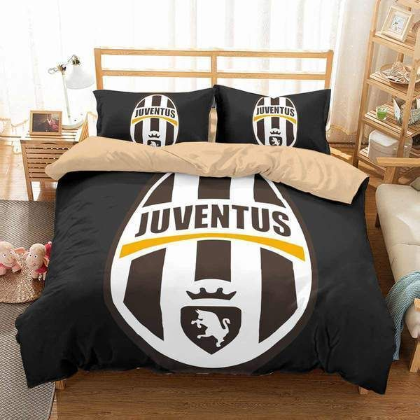 3d Customize Juventus 3d Customized Duvet Cover Bedding Sets In 2021 Bedding Sets Bed Linens Luxury Duvet Cover Sets Latest juventus room paint color