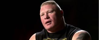 Brock Lesnar Promises to Kick Roman's Ass, Discusses The Undertaker's Streak and His Contract Status with WWE