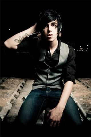 Kellin Quinn; lead singer of Sleeping With Sirens. <3