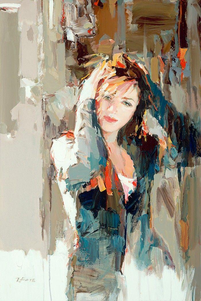 Josef Kote. Особенный взгляд на мир албанский художник Джозеф Коут