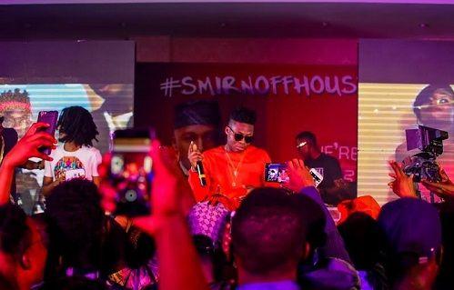Photos: Smirnoff Celebrates Dj Spinalls New Album Release With Launch Of Smirnoff X1