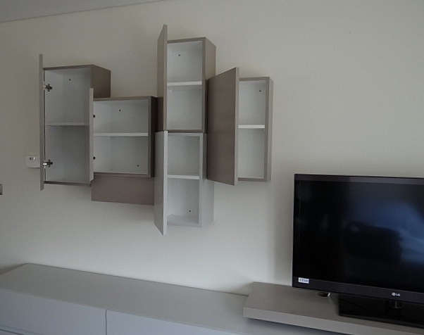 Apertura de mueble superior