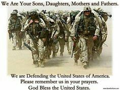 God and our Soldiers