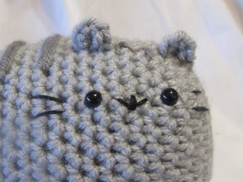Pusheen Knitting Pattern : 17 Best images about crochet mug cozy warmer on Pinterest ...