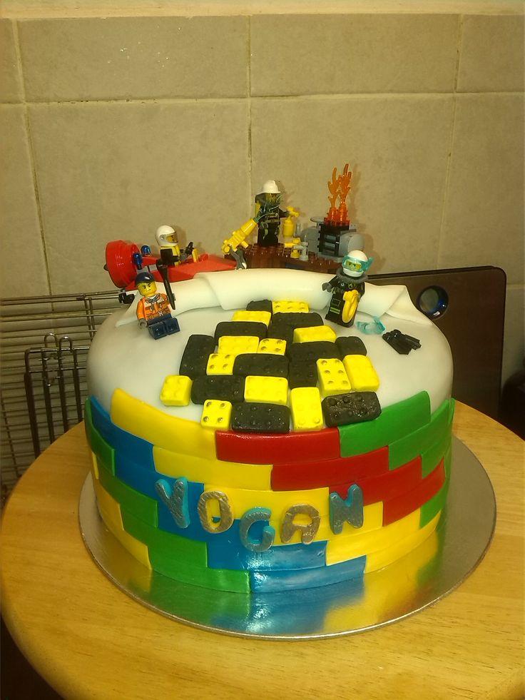 Lego City Heros