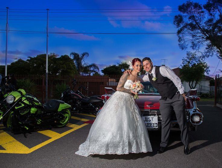 Dale & Carmen's Beautiful Melbourne Wedding -208
