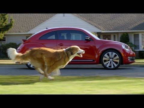 The Dog Strikes Back: 2012 Volkswagen Game Day Commercial