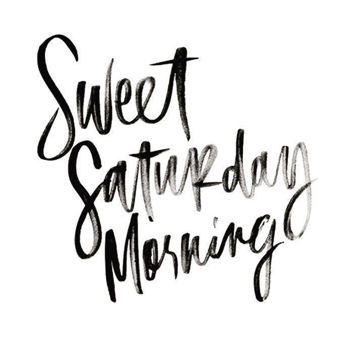 Complete and utter bliss  . . . . #pin #weekend #sweet #saturday