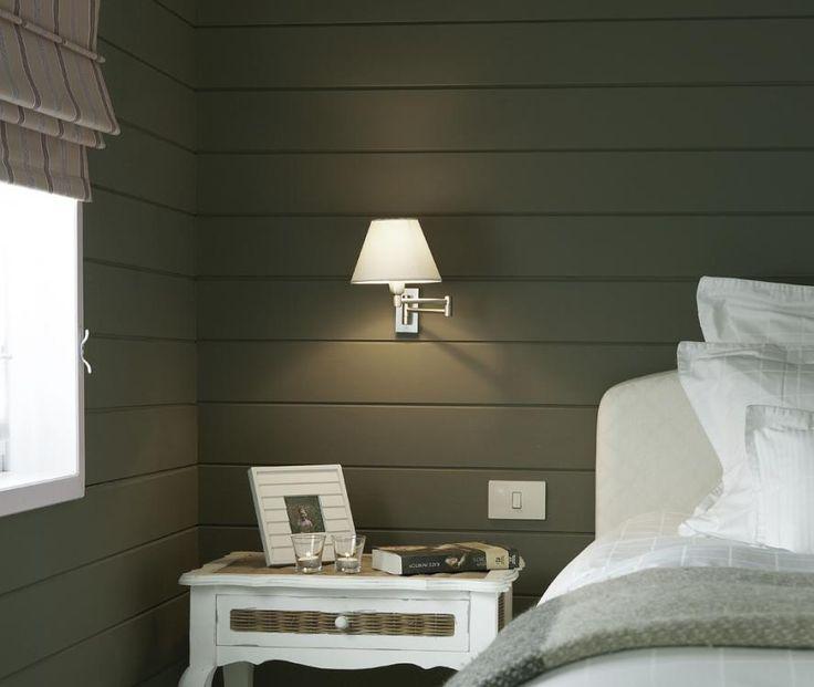 Donkere kleuren geven sfeer en intimiteit soft topaz truffle grey topaz grey modern - Sfeer en kleuren ...