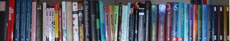 Hobbybibliotekarien Läsedagbok med korta recensioner. http://hobbybibliotekarien.com/
