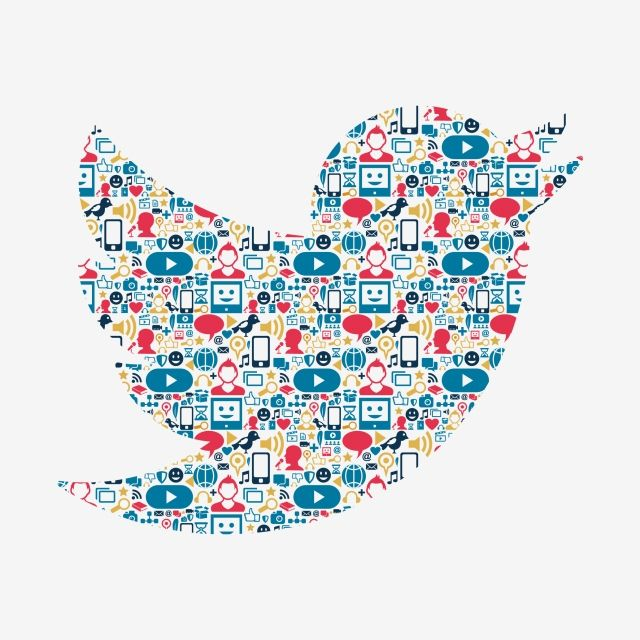 Social Media Background Icons Social Media Icon Png And Vector