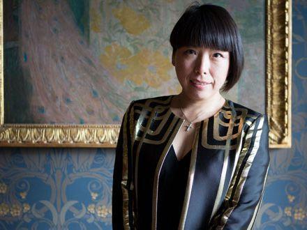 Angelica Cheung, editor of Vogue China.