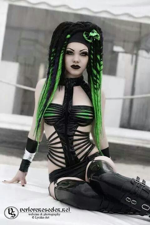 best 25 cybergoth ideas on pinterest cyber goth. Black Bedroom Furniture Sets. Home Design Ideas