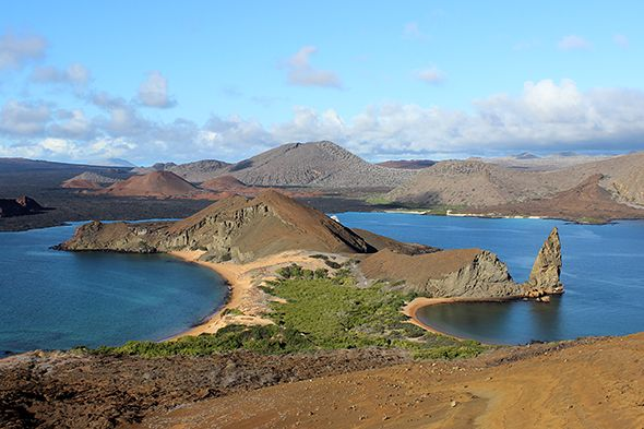 What They Don't Tell You About the Galápagos