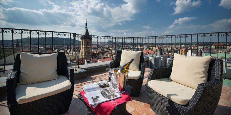 Suite with view 1, Prague, Czech Republic