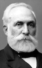 Sir Mackenzie Bowell(1823-1917). Prime Minister of Canada 1894-1896. Belleville…