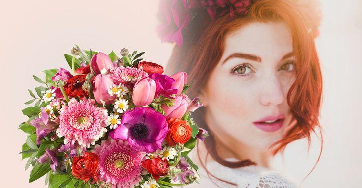 Am 8. März wird der Internationale Frauentag weltweit mit Blumen gefeiert.