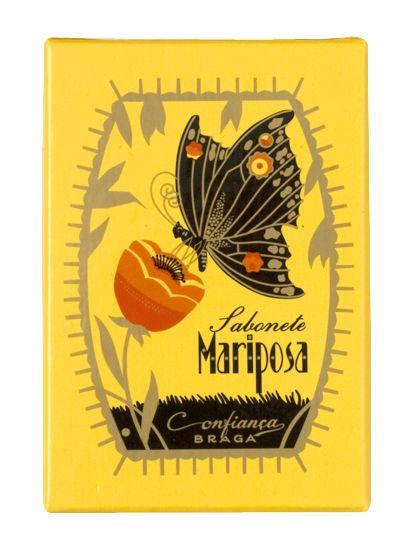 Confiança: Mariposa