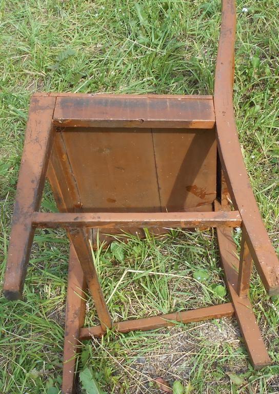 стул деревенский