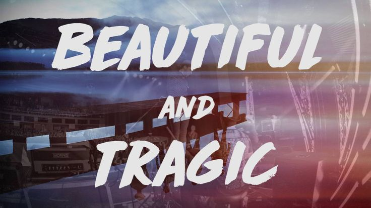 "The lyric video for the new Trews song, ""Beautiful & Tragic"", is out now!"