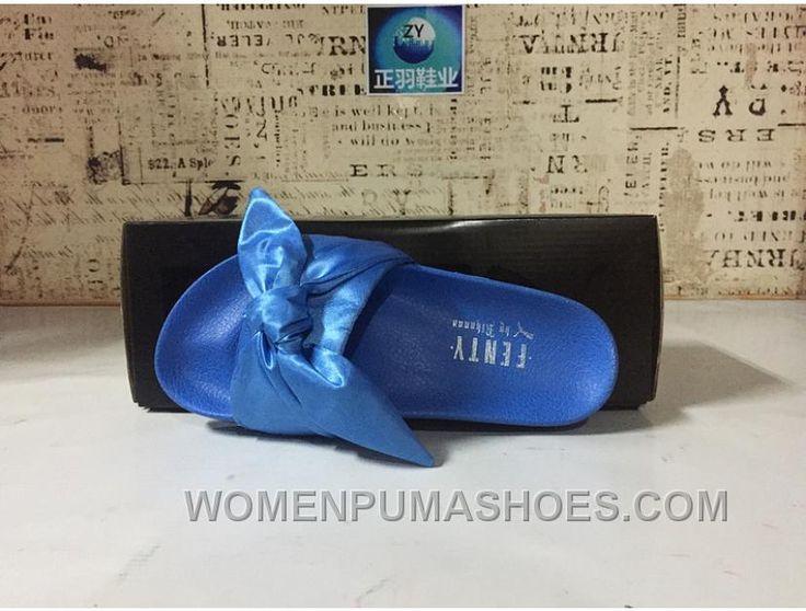 http://www.womenpumashoes.com/puma-x-fenty-bandana-bow-slide-butterfly-blue-women-sandals-new-release-hwh7i.html PUMA X FENTY BANDANA BOW SLIDE BUTTERFLY BLUE WOMEN SANDALS NEW RELEASE HWH7I : $75.42