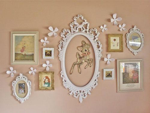 I have some of these I can use for a feminine part of my house...where will that be?