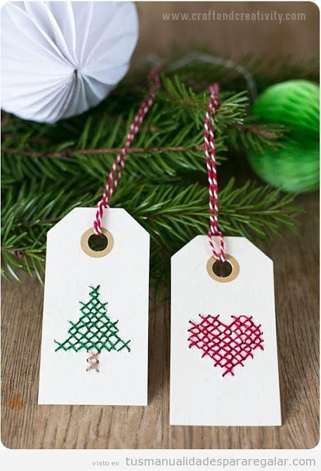 M s de 25 ideas incre bles sobre regalos de navidad hechos - Hacer regalos originales a mano ...