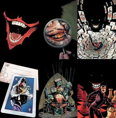 The new 52 Joker