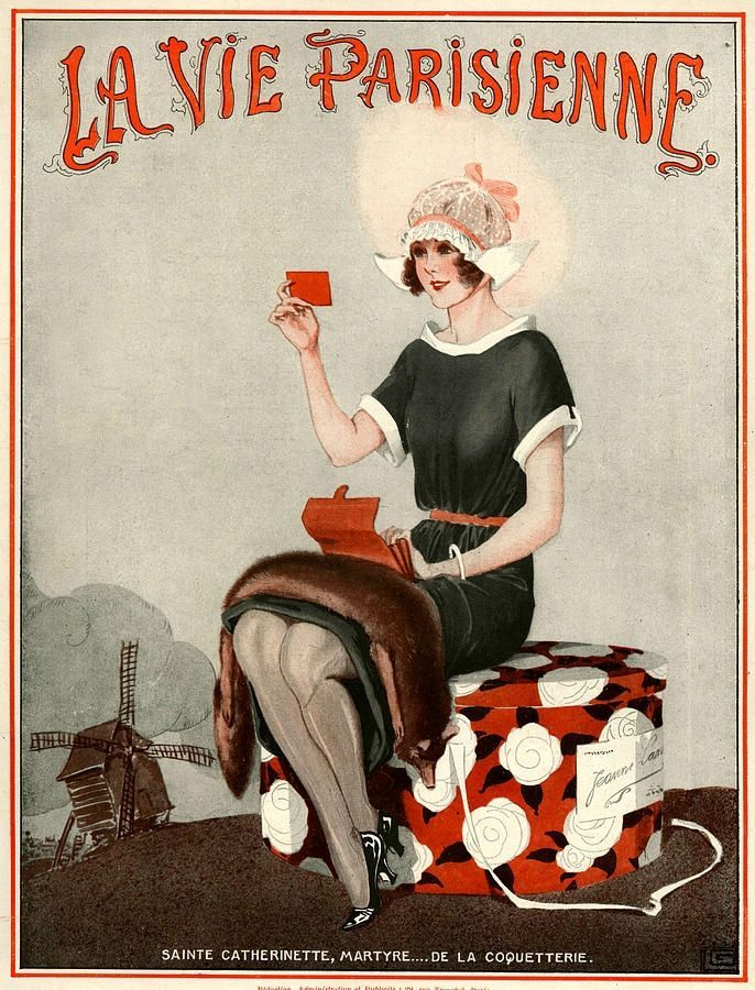 10 best images about la vie parisienne on pinterest vintage french posters - La parisienne journal ...
