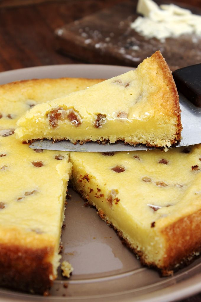 Brownie de Chocolate Blanco y Jengibre Cristalizado | Filosofia de Sabor