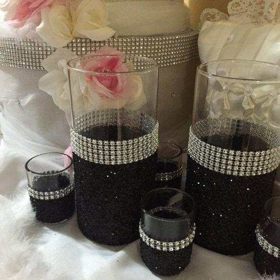 Gumtree Wedding Decoration: 1000+ Ideas About Bling Wedding Centerpieces On Pinterest