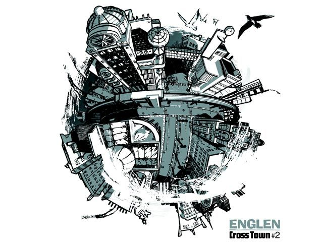 Englen. Interactive comic. Story by Michael Valeur. Publisher: DEADLINE GAMES