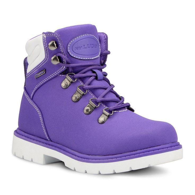 Lugz Grotto Ballistic Women's Winter Boots, Size: medium (8.5), Med Purple