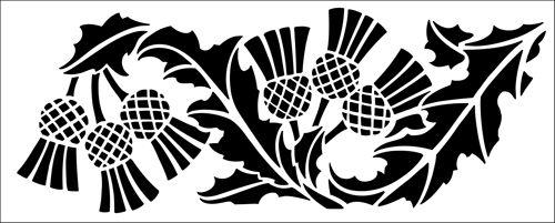 Laurelhurst Craftsman Bungalow: Reproduction Stencils