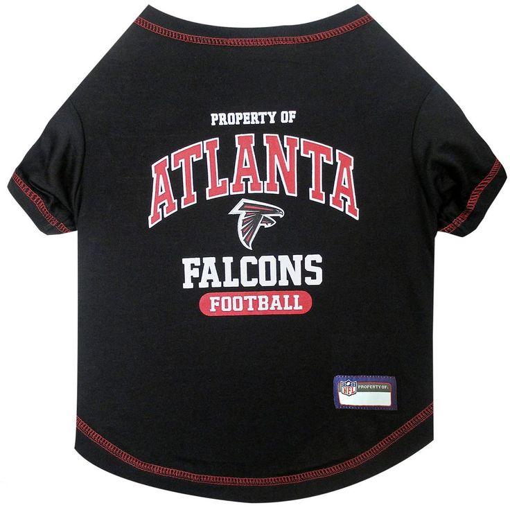 Super Bowl Football Pet Dog & Cats T-Shirt NFL Teams Atlanta Falcons X-Small #PetsFirst
