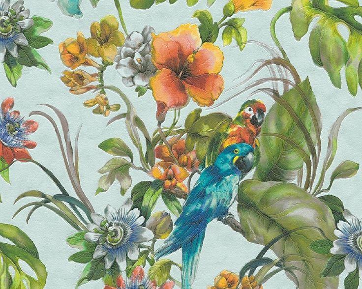 barok behang ;  Normaal per rol €39.95  Afmetingen 10M lang en 53CM breed  Artikelnummer ;  Patroon: 53CM  Kleur: blauw groen oranje blauw ;  Behangplaksel: bison of perfax ;  patroon 64 cm ;