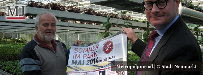 """(NM) Veranstaltungsreihe """"Sommer im Park"""" startet - http://metropoljournal.de/nm-veranstaltungsreihe-sommer-im-park-startet/"""