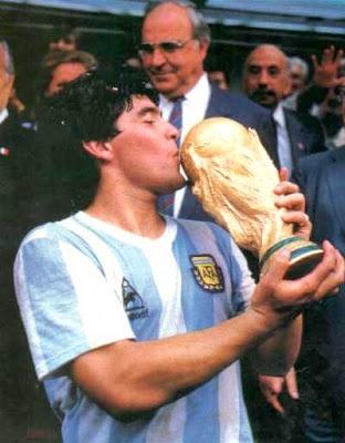 Maradona. Mundial 86