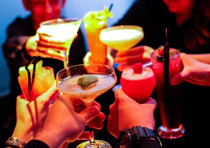Helsingin parhaat cocktailbaarit