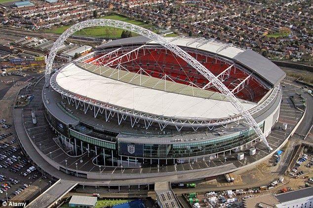 Wembley Stadium - London, GB - 2002 - Structural Expressionist.