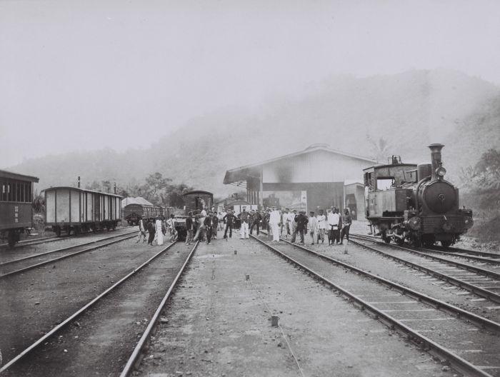 Padang Panjang, ca 1890-1900.