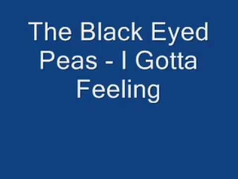 And it was GREAT evening - Black Eyed Peas: I Gotta Feeling That,s Tonight gonna be a good night
