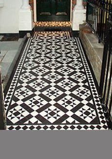 Ulswater Encaustic Flooring Tiles (101C)