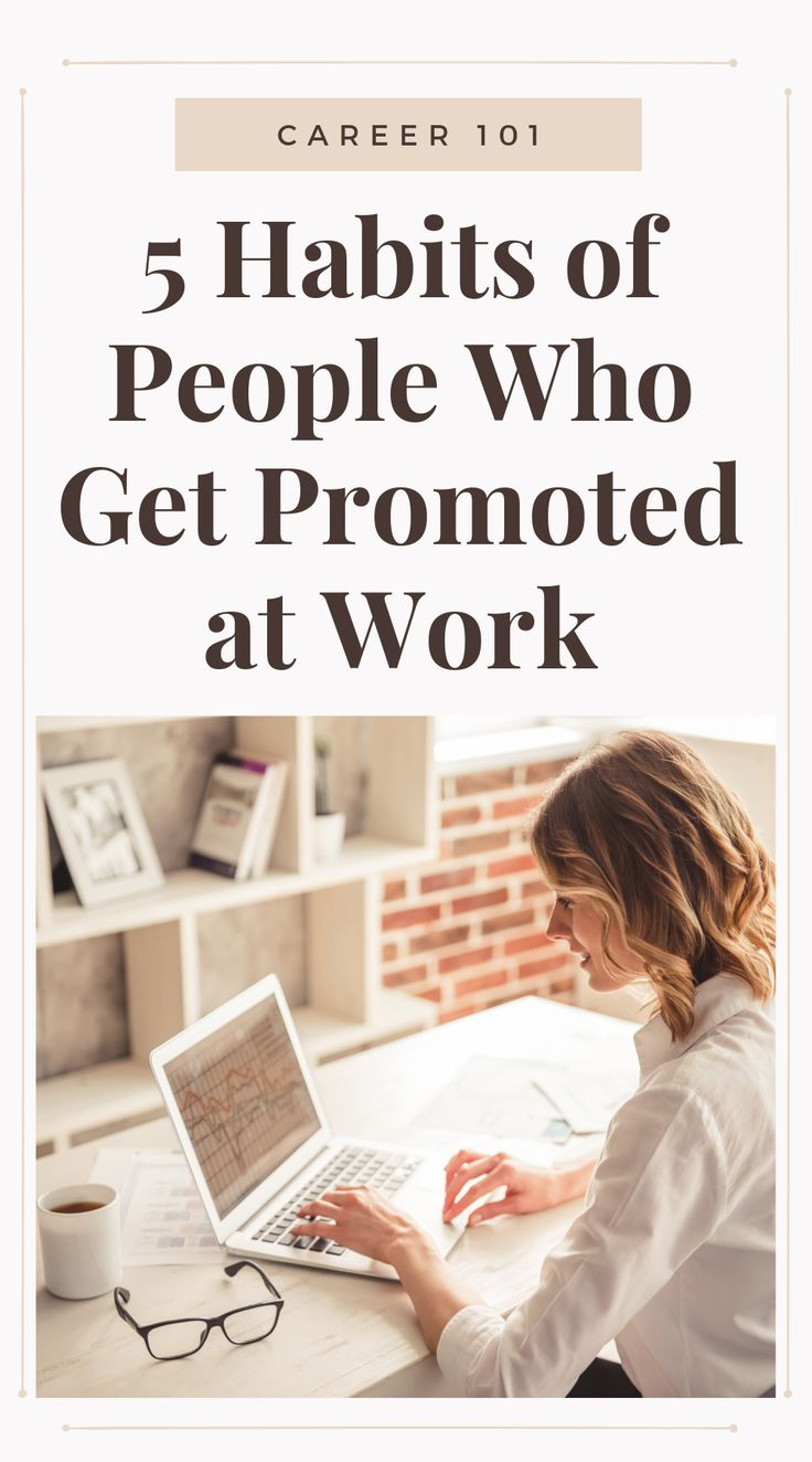 Career Advice: How to Get a Job Promotion
