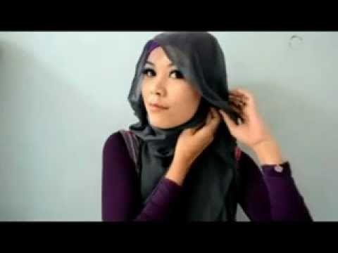 cinnamilk style hijab tutorial