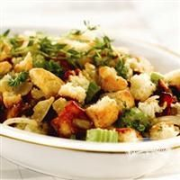 Cornbread Dressing with Smoked Bacon from Martha White®