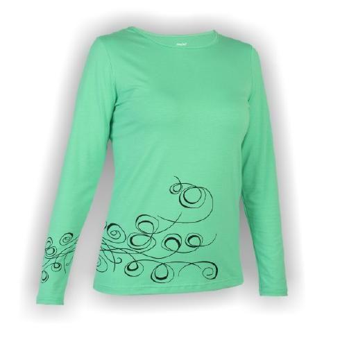 Jitex - Textil, funkční prádlo, oblečení, termoprádlo | Tradiční pletené výrobky | Trička | tričko pro ženy KADONA 801,S-XXL