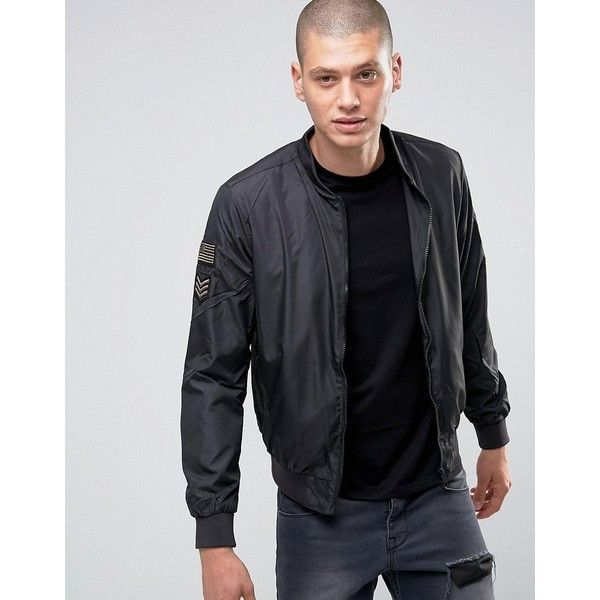 Light Bomber Jacket | Outdoor Jacket